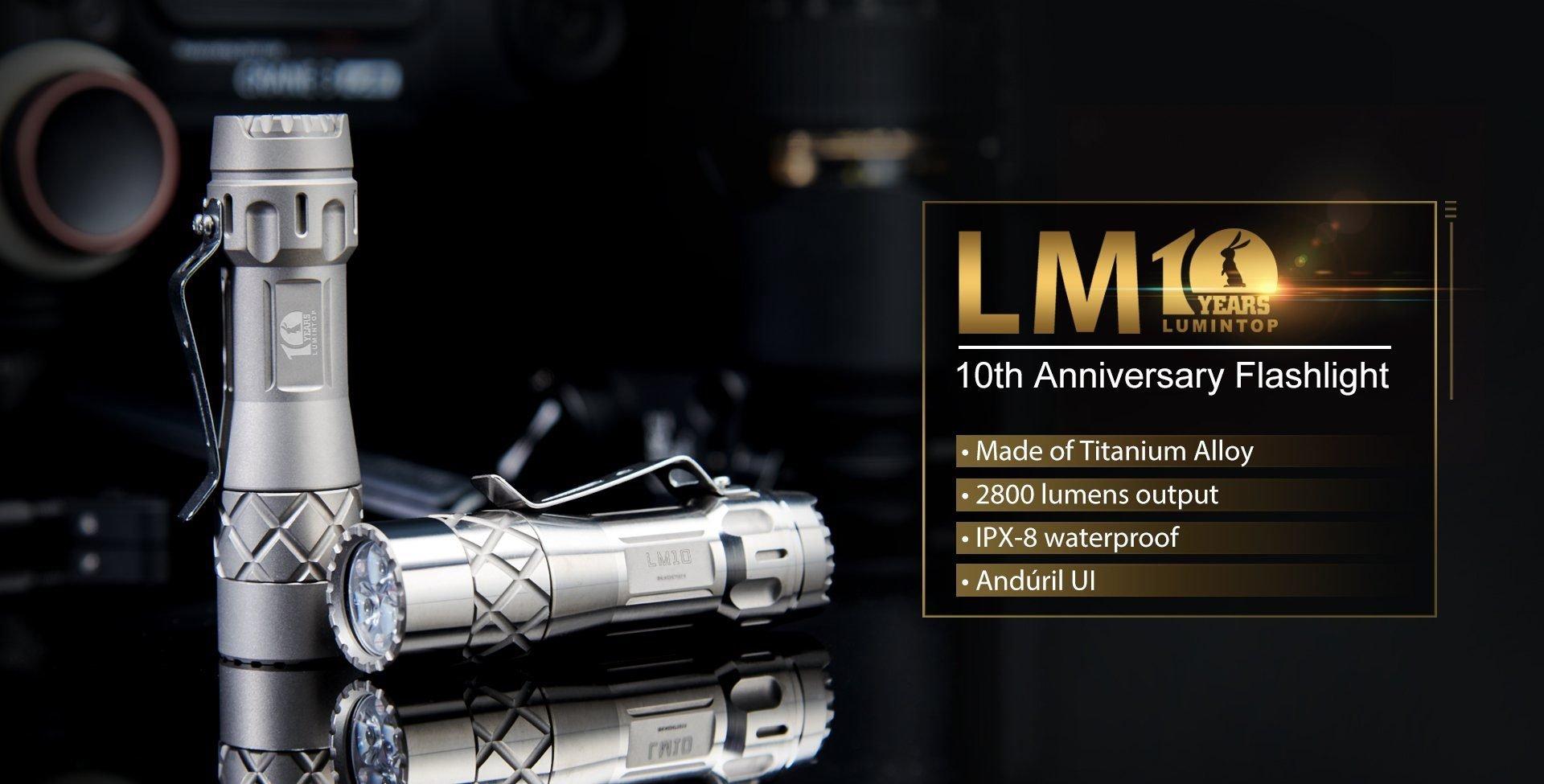 Lumintop LM10